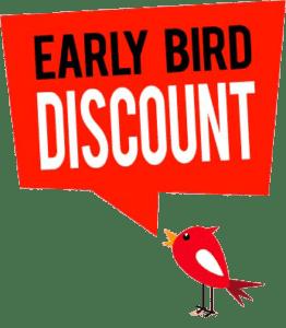 Early bird web
